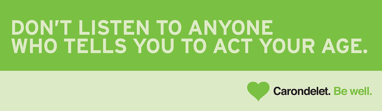 Carondelet Health Network brand ad campaign billboard - creative agencies in the Bay Area