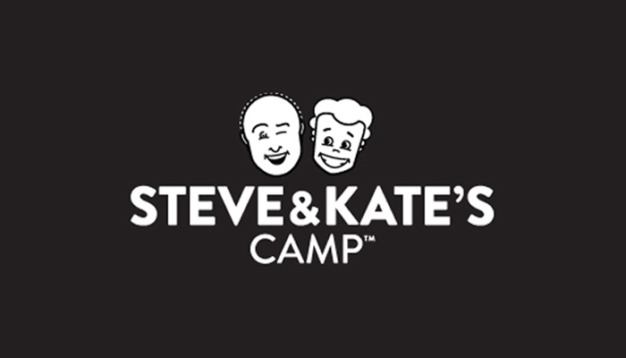 Steve & Kate's Camp mailer design - advertising agencies in San Francisco