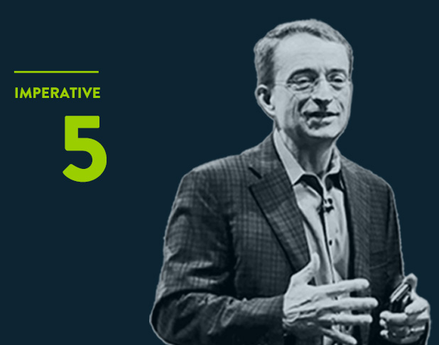 VMware messaging strategy keynote speech creation - advertising agencies in the Bay Area