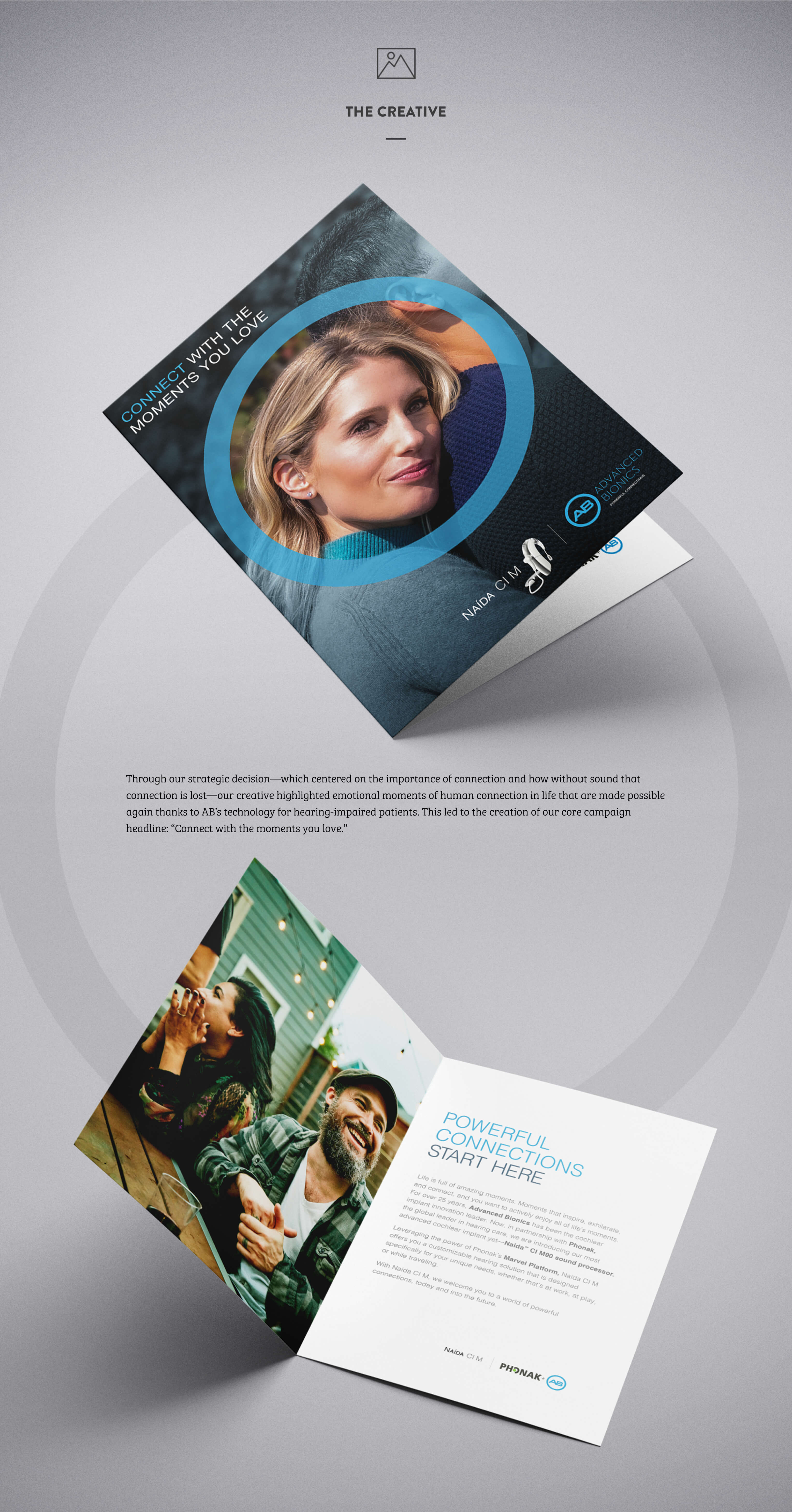 Advanced Bionics brochures