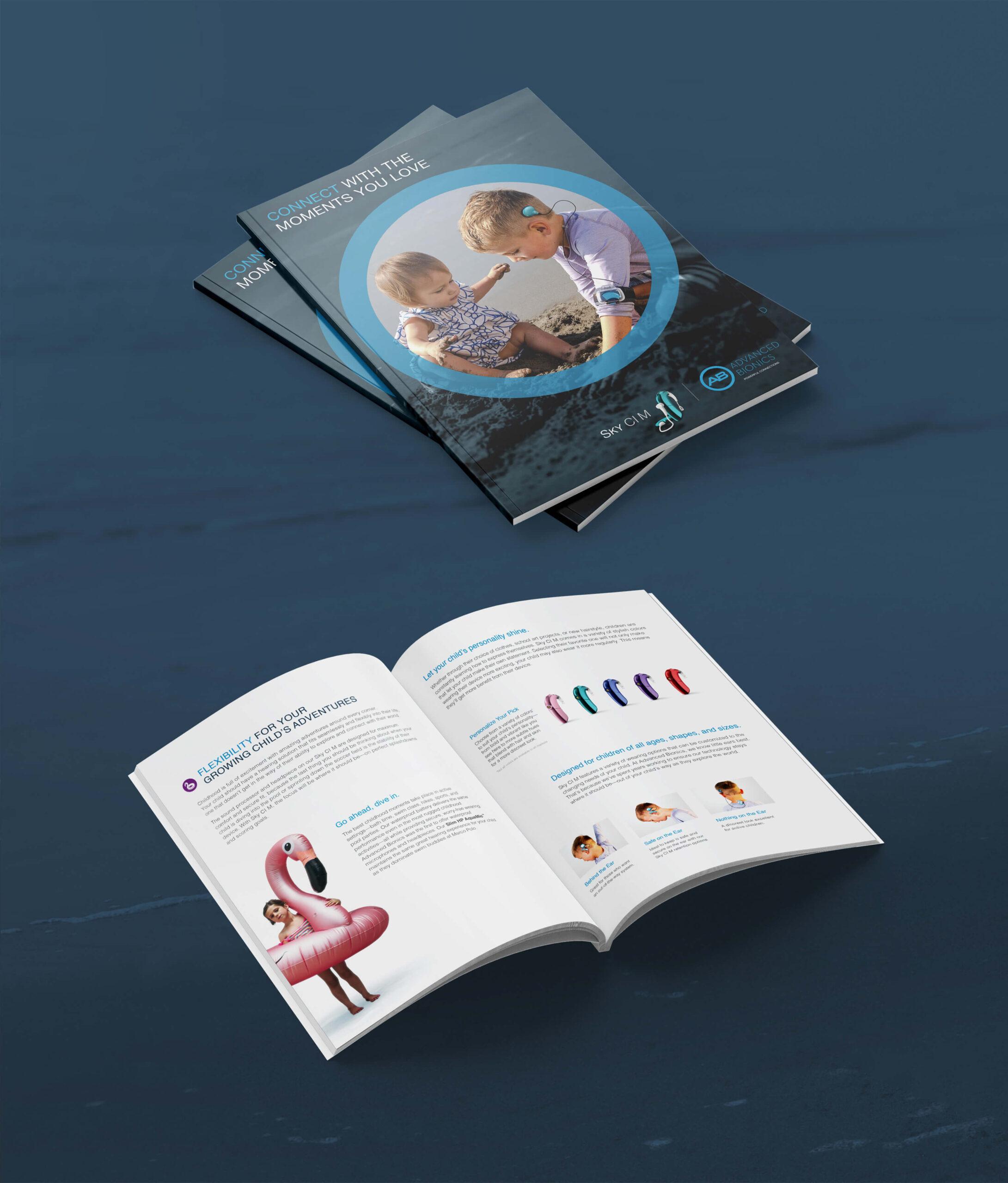 Advanced Bionics kids brochure