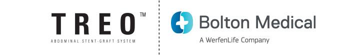 Bolton Medical TREO product logo identity - San Francisco branding agencies