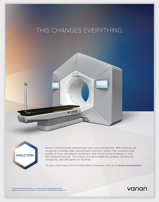 This Changes Everything poster collateral - Product launch marketing and branding Mortar Branding Agency San Francisco