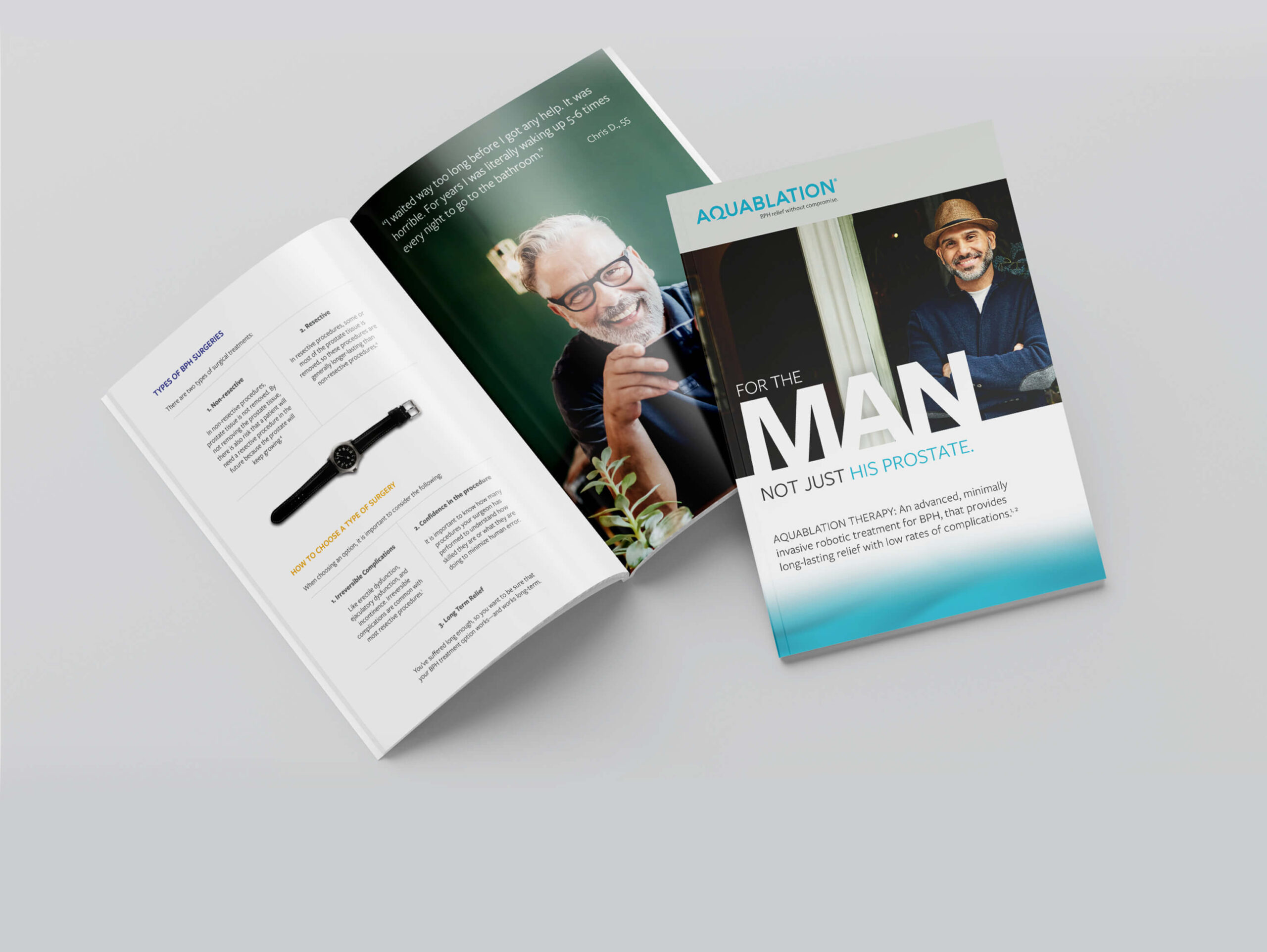 Procept Aquablation brochure