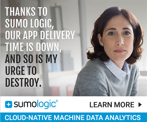 Sumo Logic online banner awareness campaign - branding agencies in the Bay Area