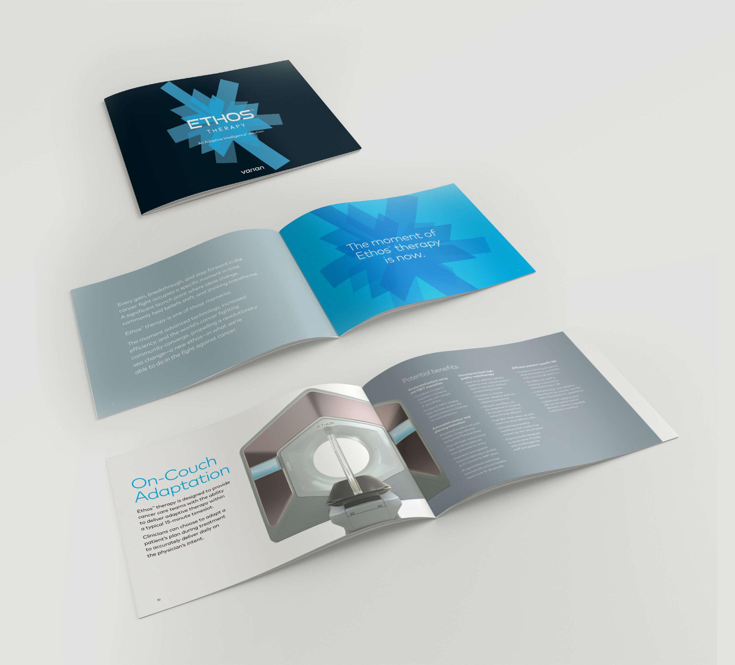 Varian Ethos lookbook