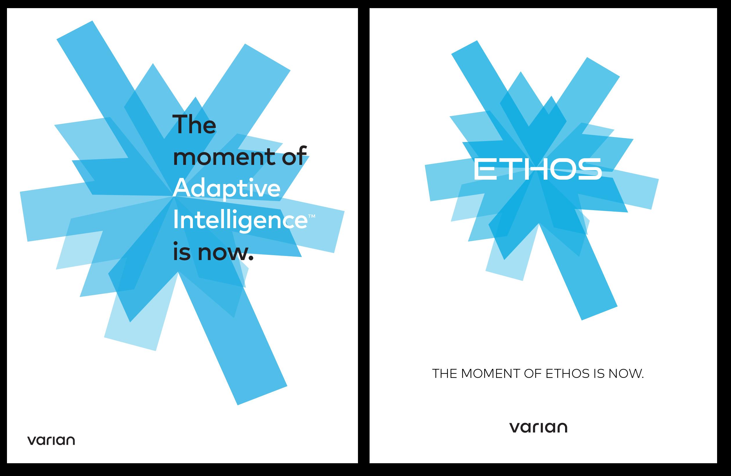 Varian Ethos posters